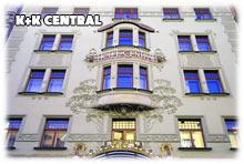 K K Hotel Prague